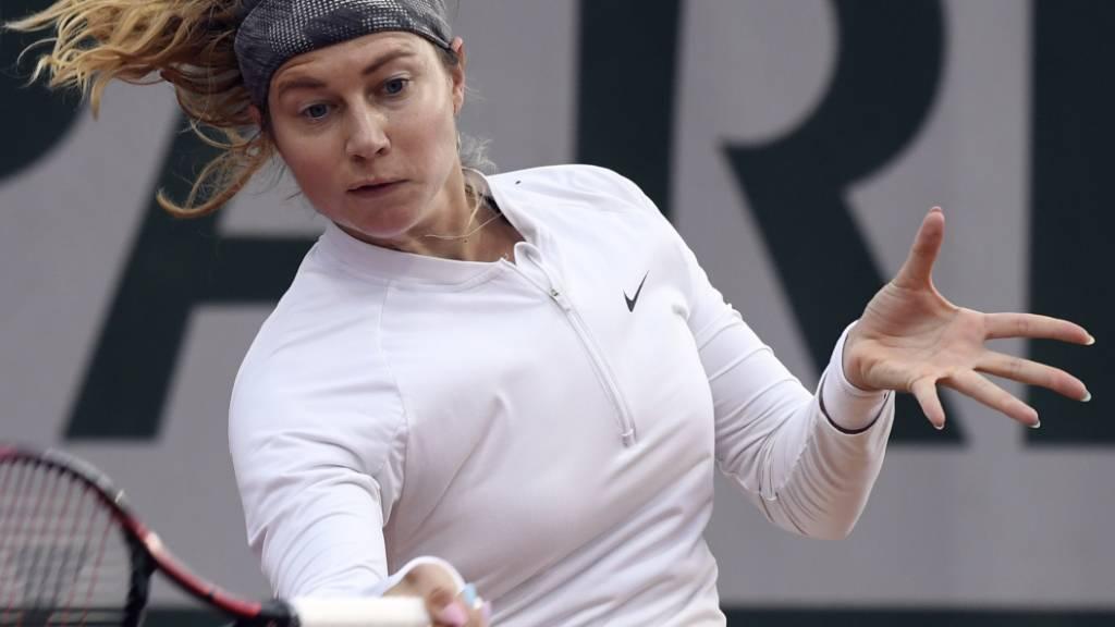 Strebt in Linz ihren ersten Sieg in diesem Jahr auf der WTA Tour an: Stefanie Vögele