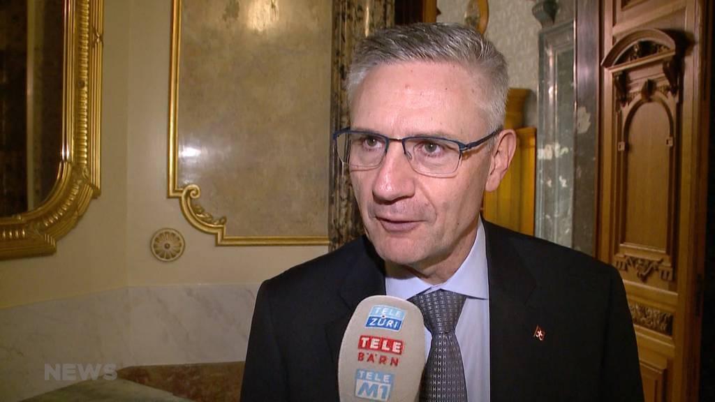 """Erbmonarchie"": Knatsch wegen SVP-Sitzordnung"