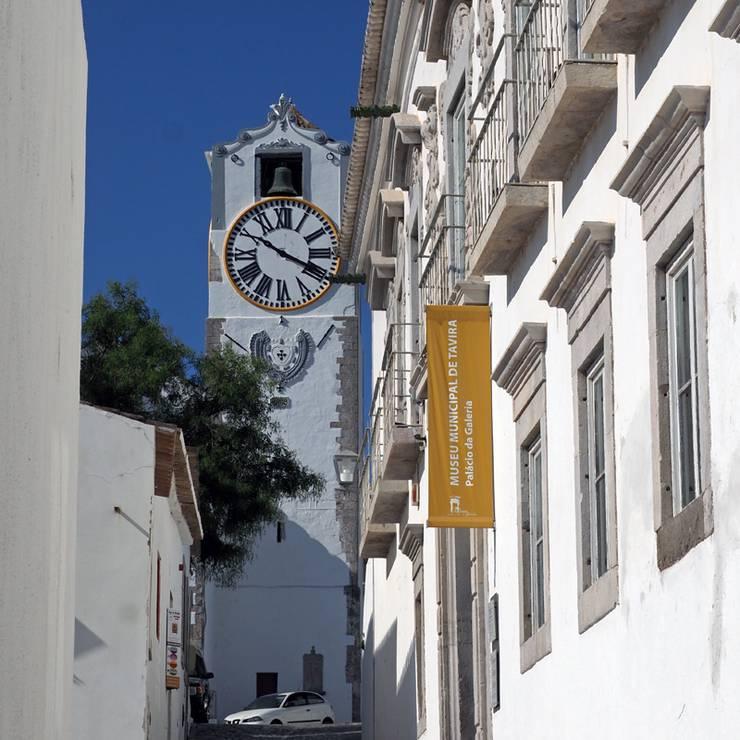 Tavira an der Algarve, Portugal
