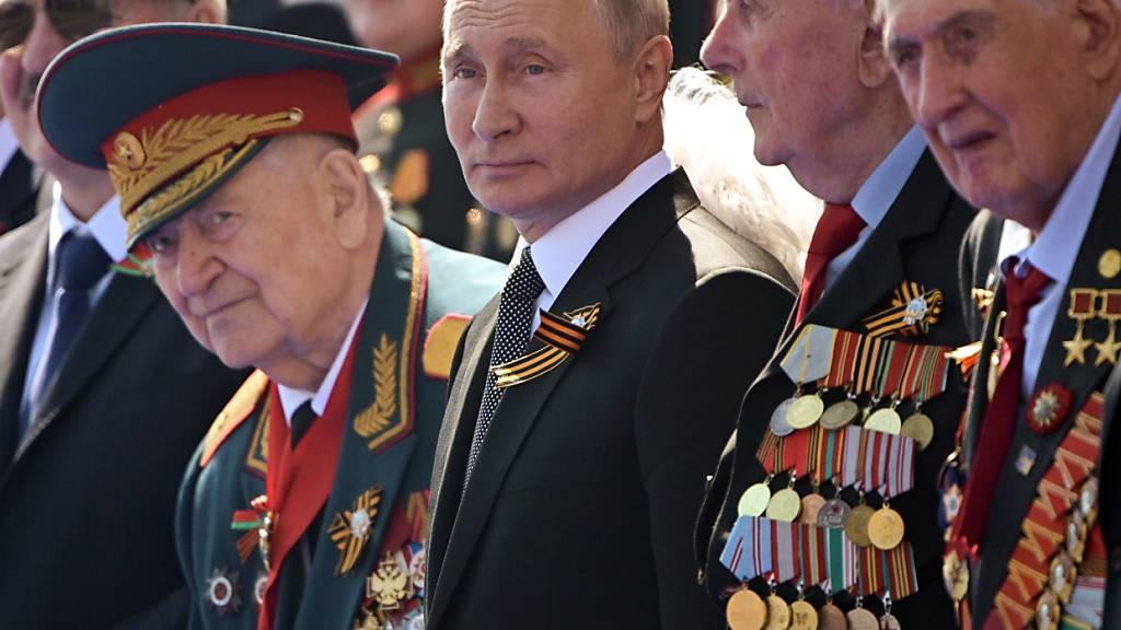 Putin: Ergebnisse bei Verfassungsänderungen nicht schönen