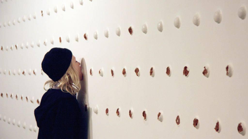 Kunst zum Reinbeissen: «Goosebump» von Elisabeth Willing