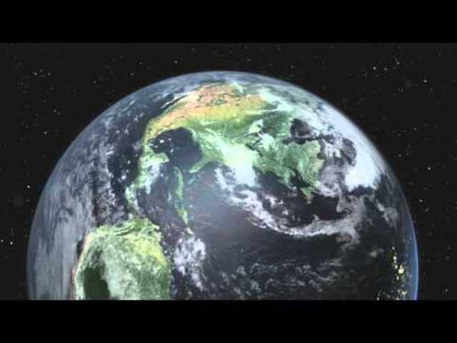 Frohe Festtage: Diese Hubble-Bilder schickte die Nasa kurz vor Weihnachten 2010 in die Welt hinaus.