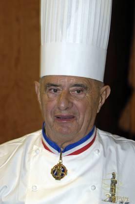 Der Altmeister der französischen Küche starb in seinem 92. Altersjahr.
