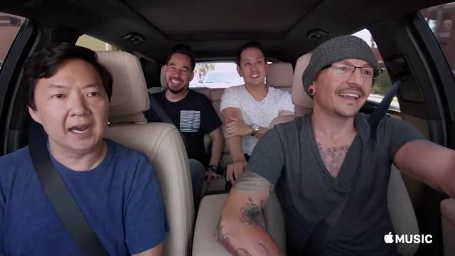 Linkin Park gedenken Chester Bennington