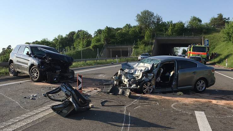 Bei einer Frontalkollision auf der A4 starb im Mai 2018 ein Lenker. Es ist nicht der einzige Unfall auf dieser Strecke.