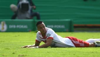 Riesen-Blamage für den HSV, der in der ersten Cuprunde an Drittligisten scheitert