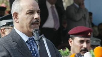 Sein Ministerium entschuldigt sich: Der irakische Innenminister Jawad al-Bolani (Archiv)