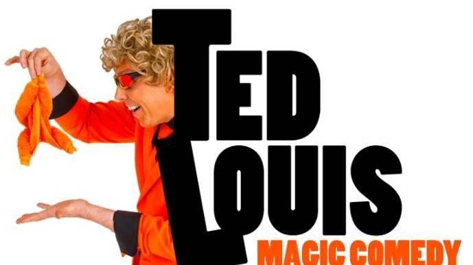 Ted Louis verzaubert