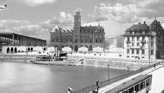Ein visionäres Ortsbild der Referenten, der dem Charme der Barockstadt künftig Rechnung tragen könnte.zvg