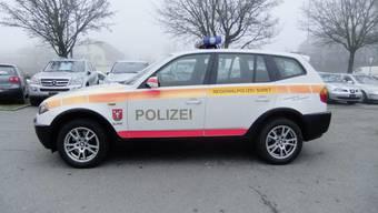 Dieses Polizeiauto bringt den Händler zum Verzweifeln.