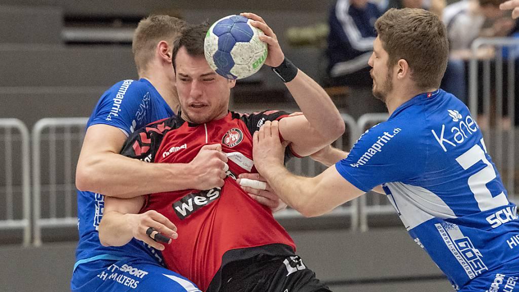 Schweizer Handball-Meisterschaft abgebrochen