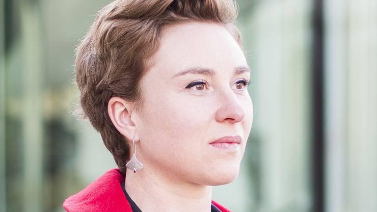Grünen-Politikerin Irène Kälin.