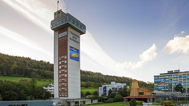 Trotz seiner zweifelhaften Ästhetik hat der Turm den Charakter eines Wahrzeichens.