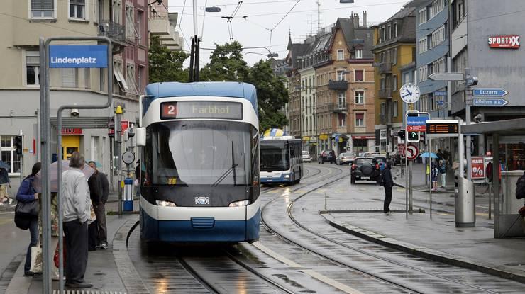 Ausbau des Zürcher Tramnetzes: Die Linie 2 soll ab 2020 bis nach Schlieren fahren.
