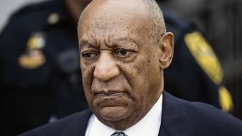 Der US-Entertainer Bill Cosby wagt sich wieder vor Publikum. (Archivbild)