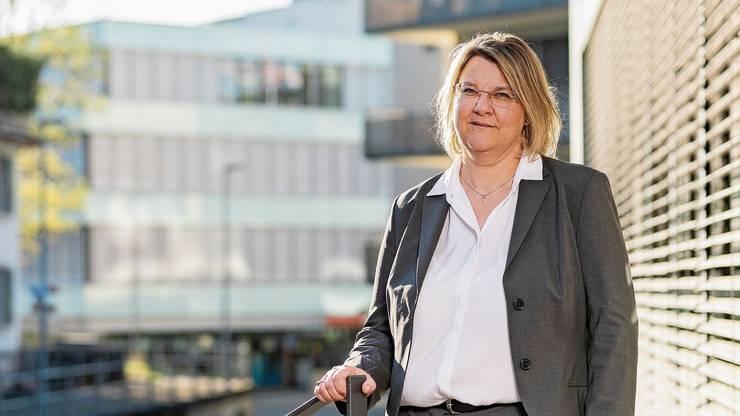 Viel Verantwortung: Kantonsärztin Yvonne Hummel.