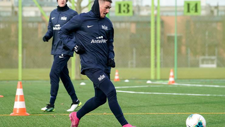 Steht für die Zukunft des FCZ: Toni Domgjoni.