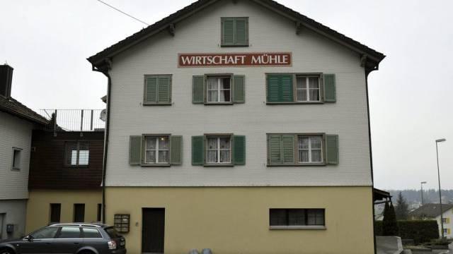 Das Restaurant Mühle in Schattdorf (UR) (Archiv)