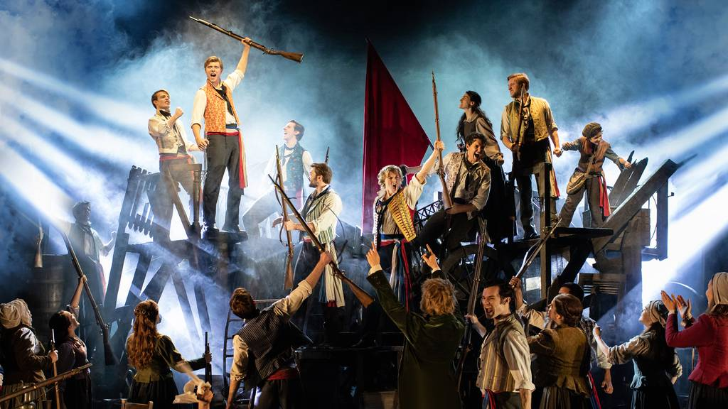 Les Misérables in Zürich