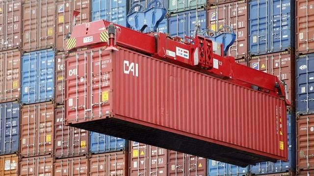 Schweizer Exporte nahmen um 4,6 Prozent zu (Archiv)