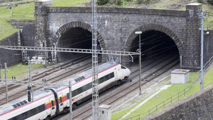 Auf der Gotthard-Bergstrecke plant die SBB für kommendes Jahr touristische Angebote. (Archivbild)