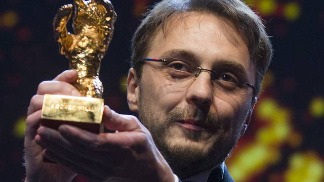 Goldener Bär für einen Rumänen: Regisseur Calin Peter Netzer