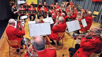 Der Musikverein Gretzenbach verdiente sich Lorbeeren am Jahreskonzert.