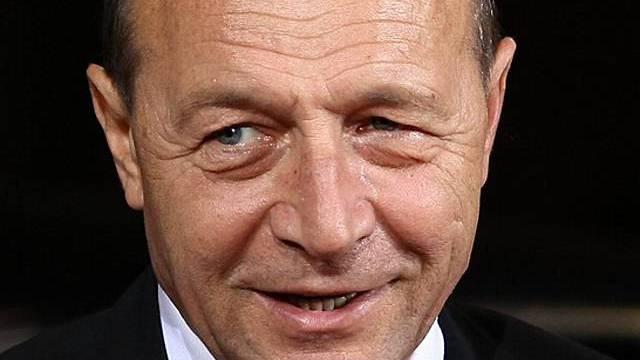 Traian Basescu ist definitiv im Amt bestätigt