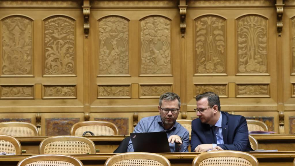 Nationalrat bei Bildung und Forschung grosszügiger als Bundesrat