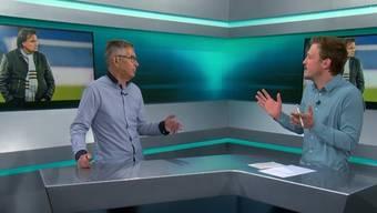 Thumb for 'Der FCA-Talk vor dem Spiel gegen Schaffhausen und dem möglichen Vorstoss auf Rang Zwei:  heute mit den beiden AZ-Sportreportern Ruedi Kuhn und Sebastian Wendel.'