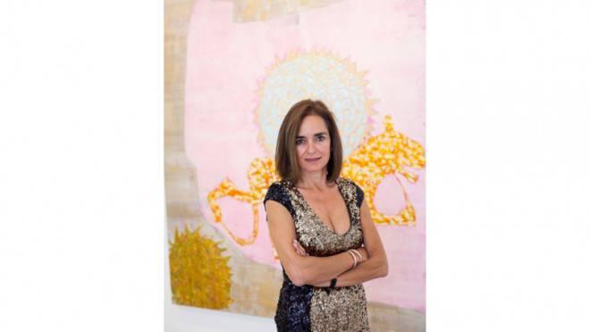 Orientiert sich neu: Kashya Hildebrand, Ex-Partnerin von Philipp Hildebrand. Foto: Sonja Ruckstuhl, Keystone