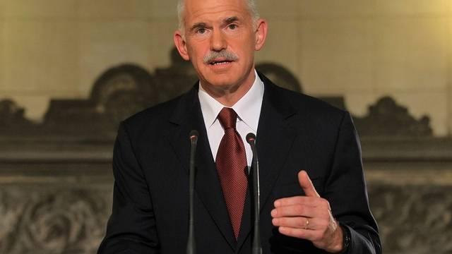 Papandreou will auf vorgezogene Neuwahlen verzichten