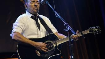 """Bruce """"The Boss"""" Springsteen ist sich nicht zu schade, in seiner Heimatstadt spontan einen zweistündigen Gratis-Gig zu geben (Archiv)"""