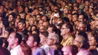 Noch verzeichnen die Konzertveranstalter steigende Umsätze. Aber das könnte sich laut Branchenverband SMPA bald ändern. (Archivbild)
