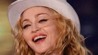 Madonna live (Archiv)