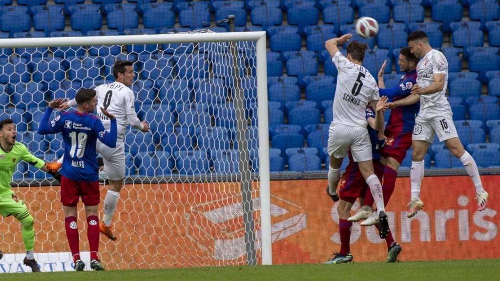 1:2 gegen Vaduz: FCB auch sportlich neben der Spur