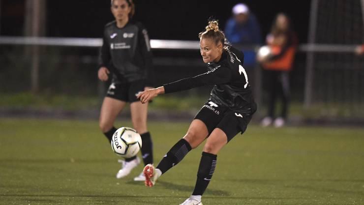 Trotz starkem Auftritt konnten die Frauen des FC Aarau gegen Worb keinen Sieg verbuchen.