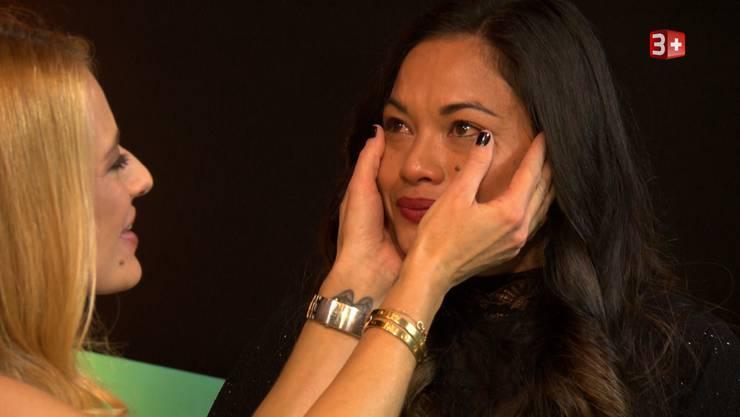 Nortasha Dayang kam bei «The Voice of Switzerland» eine Runde weiter.