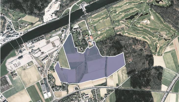 Plan für die Erweiterung