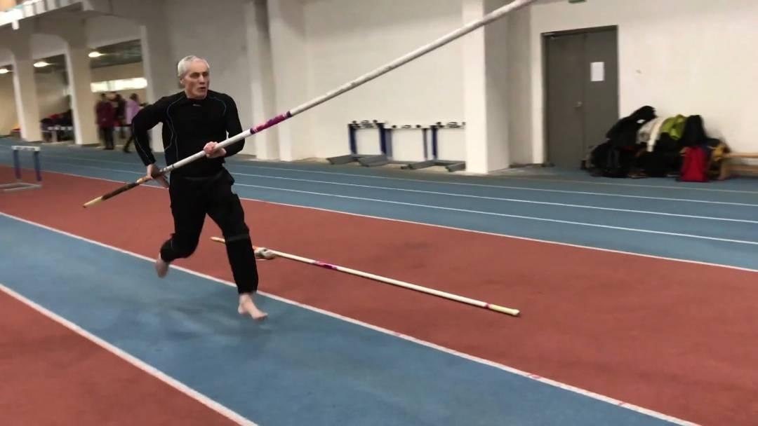 Dieser Mann ist 69 Jahre alt und total fit – er hat noch ein grosses Ziel