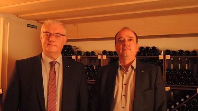 Roland Kuster und Markus Dieth im Interview