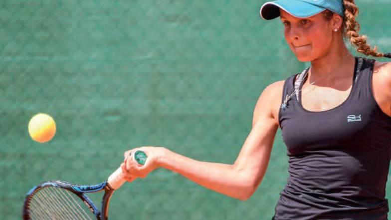 Tennis-Talente kämpfen in Luzern um nationale Titel