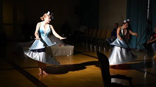 Bachtelen-Theaterstück «Z'mitzt am Rand»: Einblick ins Tanztheater Störungsbilder