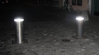 Über 70 Barrieren und Poller schützen in Zürich in der Vergangenheit Strassen vor Verkehr in der Nacht. (Symbolbild)