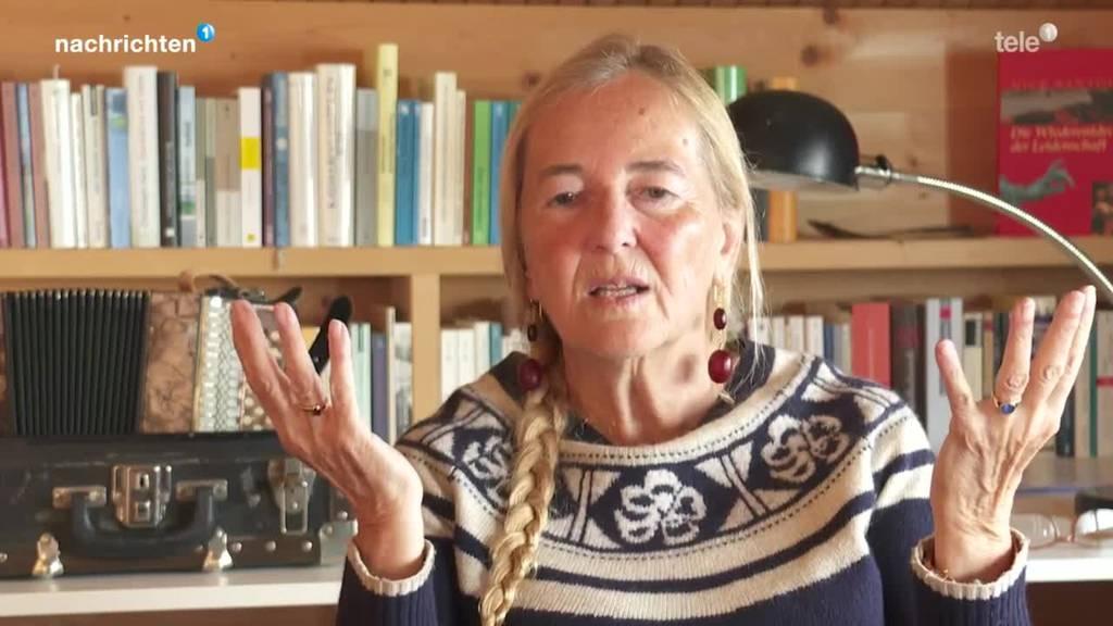 Alice Schmid thematisiert in Dokfilm eigenen Missbrauch