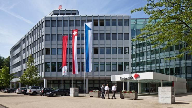 Die Geschäfte des Versicherers Swiss Life liefen auch 2019 gut.