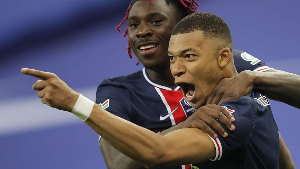 Juventus holt Moise Kean zurück