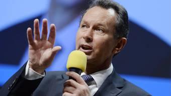 Will seine Kräfte in Zukunft dosierter einsetzen: FDP-Präsident Philipp Müller