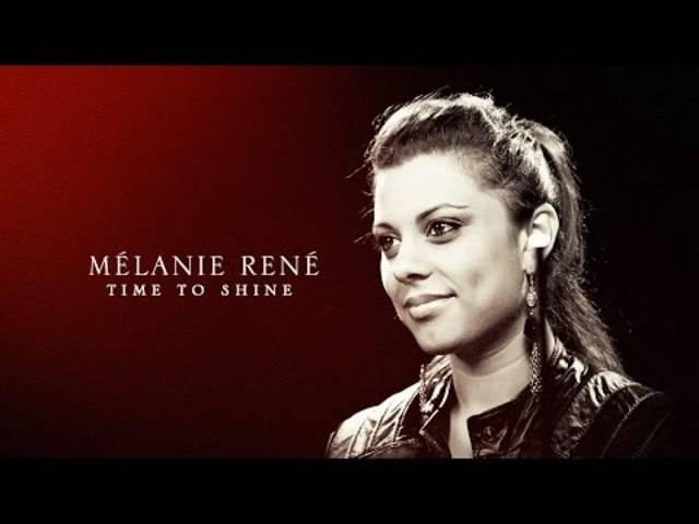 Mélanie René - « Time to Shine »
