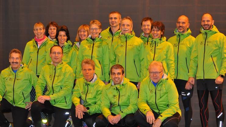 Leiter Laufträff Solothurn - unterstützt durch MIZUNO